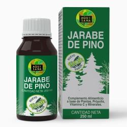 Jarabe de Pino| Jarabe de pino con Propóleo Vitamina C y Minerales | Ayuda a reducir la Tos