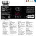 Pack 4 | Colágeno + Q10 + ácido hialurónico + Vitamina C |Piel Radiante | Efecto Antienvejecimiento |100% Natural | 360 Cápsulas