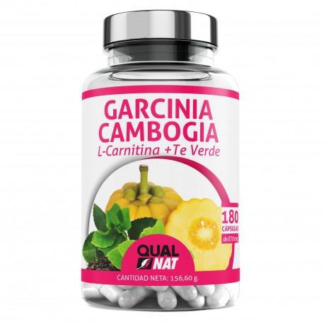 Garcinia con l carnitina 180 cápsulas.