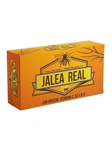 Jalea Real con Ginseng Rojo y...