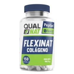 Flexinat | Colágeno Con Magnesio | 150 Cápsulas - Qualnat