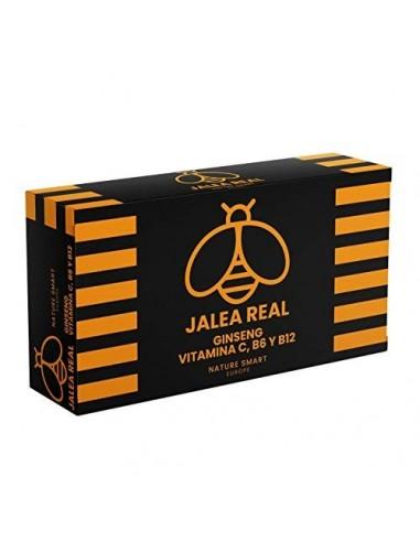 Jalea Real Con Ginseng y Vitamina C...