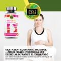 Inositol + Ácido Fólico para la Mujeres   Vitamina B9   Suplemento síndrome de ovario poliquístico   60 Cápsulas