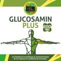 Colágeno + Glucosamina Plus + Condroitina + MSM | Suplemento Natural para las articulaciones | 100% Natural | 500 ml