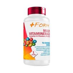 Complejo Vitamínico | Vitamina C | Vitaminas B2, B3, B5, B6 y B12 | Hierro