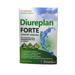Diureplan | Vitamina c | Apto para Veganos | 30 comprimidos | 100% natural | Zentrum