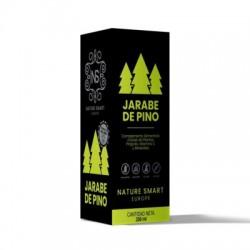 Jarabe de Pino   Complemento Alimenticio con Vitamina C , Propóleo y Minerales   100% Natural   250ml   Nature Smart