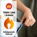 Termogénico Adelgazante Natural| Quemagrasas Potente Para Adelgazar |Fat Burner | Garcinia Cambogia + L-Carnitina + Té verde + Guaraná |Pastillas Para Adelgazar | Quemador de Grasa | 120 Cápsulas - Aquisana