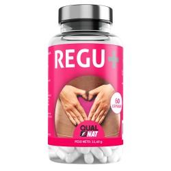 Detox | Regu + | Suplemento Alimenticio de Aloe Vera Puro | 60 Cápsulas - Qualnat