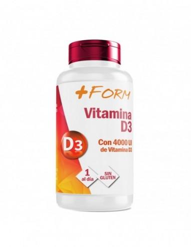 Vitamina D3  90 cápsulas