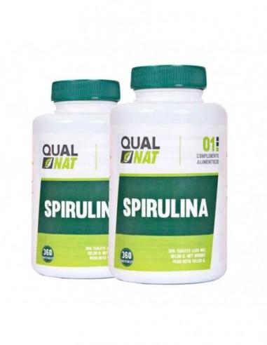 2x1 Espirulina Comprimidos