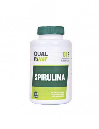 Espirulina  360 Comprimidos