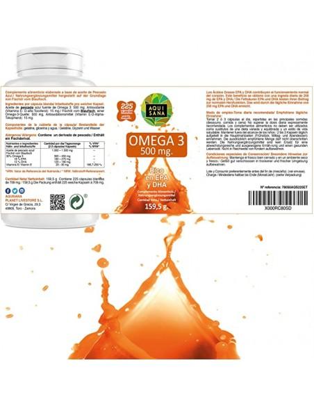 Detox Aloe Vera Regulix AQUISAN 90 Cápsulas