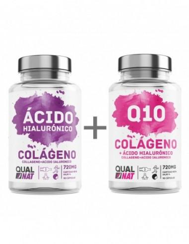 Pack Colageno Ácido Hialurónico y Q10