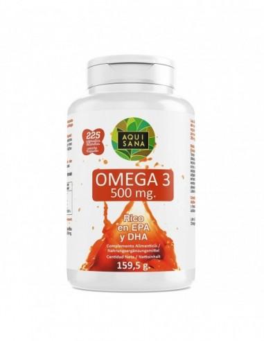 Omega 3, 225 Cápsulas