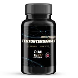 Testosterona Suplemento Deportivo | Aumenta la Masa Muscular | 120 Comprimidos- Qualnat.