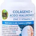 COLÁGENO + ÁCIDO HIALURÓNICO – CON ZINC + VITAMINAS C