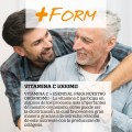 Vitamina C | Vitamina C pura Altamente Concentrada | Suplemento Alimenticio 100% Natural | 60 Comprimidos
