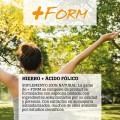 Hierro + Ácido fólico | Vitamina c y Vitamina b12 | 90 Cápsulas | + Form